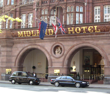 THE MIDLAND HOTEL, MANCHESTER