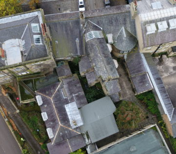 HERITAGE BUILDING PROJECT – OLD DUCHESS SCHOOL, BAILIFFGATE, NORTHUMBERLAND
